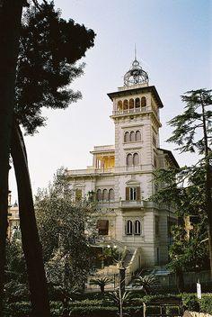 Villa Giorgi, Chiavari, Genova, Liguria