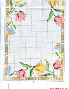 This Pin was discovered by sal Cross Stitch Fruit, Cross Stitch Heart, Beaded Cross Stitch, Cross Stitch Borders, Cross Stitch Flowers, Cross Stitch Designs, Cross Stitching, Cross Stitch Embroidery, Cross Stitch Patterns