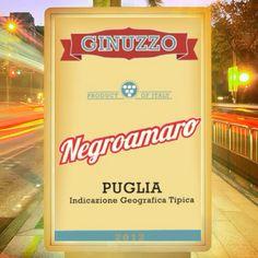 Ginuzzo Negroamaro