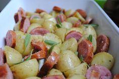 Aprenda a preparar linguiça toscana com batata com esta excelente e fácil receita. Aprenda com o TudoReceitas.com a preparar esta receita de linguiça, perfeita para...