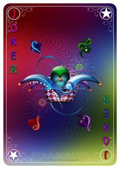 Joker CARD by Lilyas