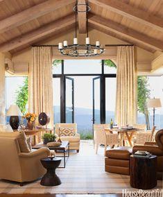 Vistas of the ocean, mountains, pools, and, gardens. #luxurydiningroom