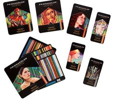 Prismacolor Colored Pencil Sets