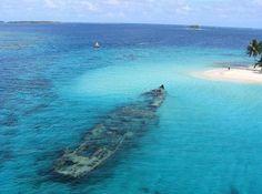 Si te gusta explorar al máximo nivel únete a nuestros tours por la Bahia de Panamá! Conocerás de cerca las grandes dimensiones de los barcos hundidos en nuestra hermosa bahía! NO PUEDES DEJAR PASAR ESTA OPORTUNIDAD BOMBISIMA!!!!