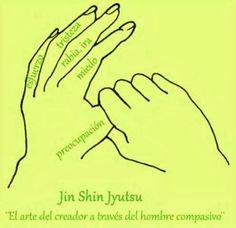Jin Shin Jyutsu: terapia en las manos y dedos para combatir emociones