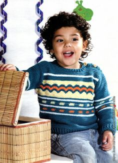 Crochet Ouro: T-shirt Para O Bebê!
