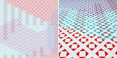 Wrapping papers on Behance