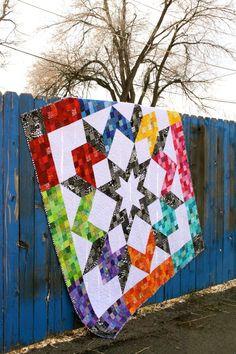 Atlantic Avenue - Quilt Pattern