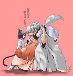 Resultado de imagem para shipp yaoi ichigo e ulquiorra