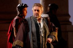 Plácido Domingo in Simon Boccanegra
