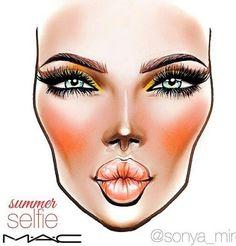 Make-up tutorials