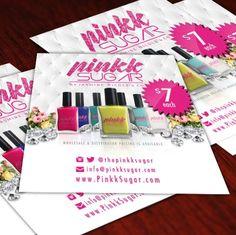 limited edition nail polish flyer my design pinterest