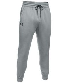 Blue Fashionable Patterns Under Armour Storm Armour Mens Fleece Joggers Sporting Goods