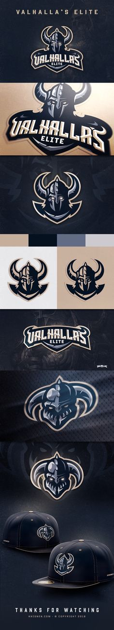 Recent project for a esports team.