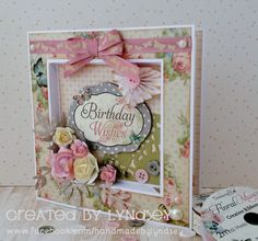 craftwork cards rustic romance - Google Search Craftwork Cards, Birthday Wishes, Romance, Scrapbook, Rustic, Frame, Creative, Inspiration, Google Search
