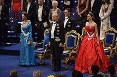 Victoria de Suecia 'eclipsa' a Sofía Hellqvist en su debut en los premios Nobel - Foto 5