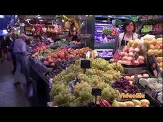 Un vídeo de español para extranjeros del nivel A2 para aprender a decir el precio y conocer vocabulario de fruta y verdura.  Consiga gratis la transcripción, la guía didáctica y las soluciones en: http://www.videoele.com/A2_En-el-mercado.html