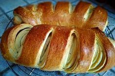 Baguettes tourbillon au Thermomix - Cookomix