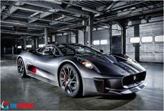 #SWEngines Check out the most super cars of Jaguar.