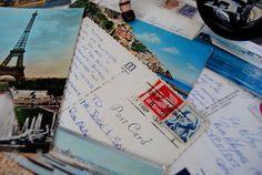 cartão postal 70s