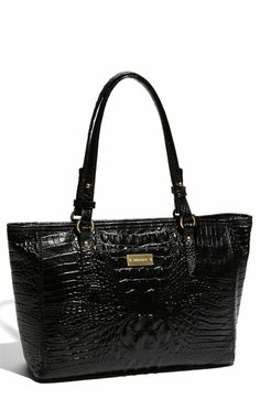 Brahmin 'Melbourne Arno - Medium' Croc Embossed Tote available at #Nordstrom