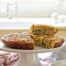 Try the Butternut Squash, Kale and Sausage Frittata Recipe on williams-sonoma.com