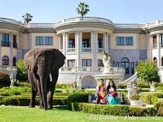 Busch Manor #pasadena #losangeles #estate #mansion #elephant
