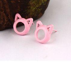 Cute Kitty Ear Earrings! Only £1.50 per pair!