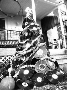 Vinyl-Christmas-Tree
