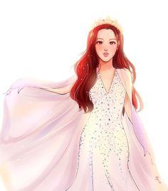 """🌸ryzzie🌸 บนทวิตเตอร์: """"Rosé is a goddess 😍😍 """" Kpop Girl Groups, Korean Girl Groups, Kpop Girls, Kpop Drawings, Blackpink Photos, Fan Art, Park Chaeyoung, Kpop Fanart, Blackpink Jisoo"""