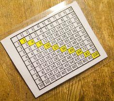 Multiplication table 100x100 multiplication tables printable comment apprendre les tables de multiplication une bonne fois pour toutes fandeluxe Gallery