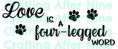 Check out this item in my Etsy shop https://www.etsy.com/listing/461644404/dog-svg-puppy-svg-pet-quote-svg-dog