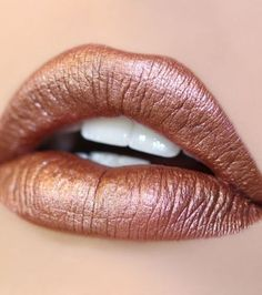 Bouche rose gold