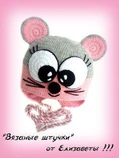 Ручная КРАСОТЕНЬ - творим красоту вместе Bonnet Tricot, Crochet Irlandais, Tricot  Enfant, Bonnet cce1f46cb57