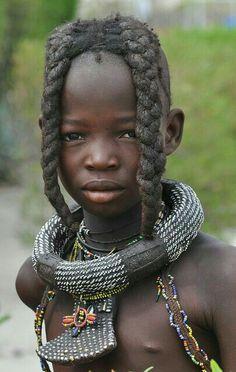 Namíbia: Tribu Himba.