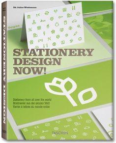 Stationery Design Now by Julius Wiedemann,  $26.52