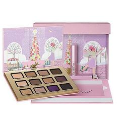 Too Faced Christmas is selling out by super cute Merry Macaroons is still in stock. I have a link in my Instagram profile. For some reason you can't find it by searching the site. It's hidden!! Grand Hotel Cafe is sold out already sadly. #bbloggers #beauty #makeup #christmas2016 #holiday2016 #toofaced #toofacedchristmasinnewyork #toofacedchristmas2016 #toofacedholiday2016 #toofacedgrandhotelcafe #toofacedmerrymacaroons #toofacedmerrymacarons #afflink