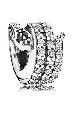 Abalorio Pandora plata mujer 791539CZ