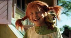 Pippi Longstocking - the ULTIMATE LATCH KEY KID!