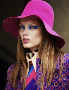 Natalia Chabanenko for Black Fall 2012 | Andy Eaton
