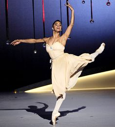 Misty Copeland Is American Ballet Theatre's First Black Principal - Us Weekly