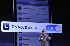 O que é e como o usar o 'Não Perturbe' do iOS 6