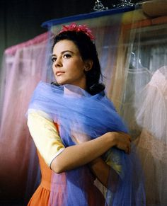Natalie Wood in West Side Story