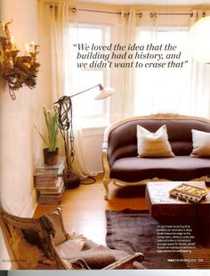 Patricia Larsen Canadian House and Home December 2013 page 4