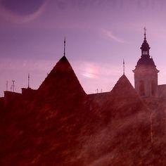 Polish Church Silhouette