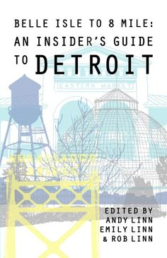 Ooh! Definitely on my wishlist! I want to find even more reasons to love Detroit. :)