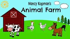 """From Nancy's 4th educational children's music album, """"Shadow"""" (copyright 2016): A song to introduce the words """"Animal"""", """"Farm"""", """"Rooster"""", """"Cow"""", """"Duck"""" and ..."""
