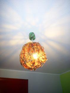 weidenkugel lampe 2 Christmas Bulbs, Holiday Decor, Home Decor, Decoration Home, Christmas Light Bulbs, Room Decor, Home Interior Design, Home Decoration, Interior Design