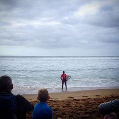 Rip curl pro at bells beach was intense #ripcurl #bellsbeach #surfcoast #Australia #melbourne #sand #sea #clouds #beach #surf #surfing #surfer #competition #6 #gopro #pro #jeep #wsl by arron_rigby http://ift.tt/1KnoFsa