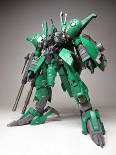 "HGUC 1/144 PMX-001 Palace Athene ""Prototype ver"" - Custom Build - Gundam Kits Collection News and Reviews"